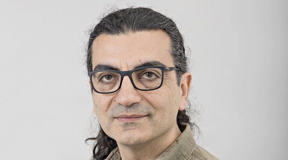 Former Nofima scientist Hooman Moghadam has joined SalmoBreed in a newly-created research role. Photo: SalmoBreed