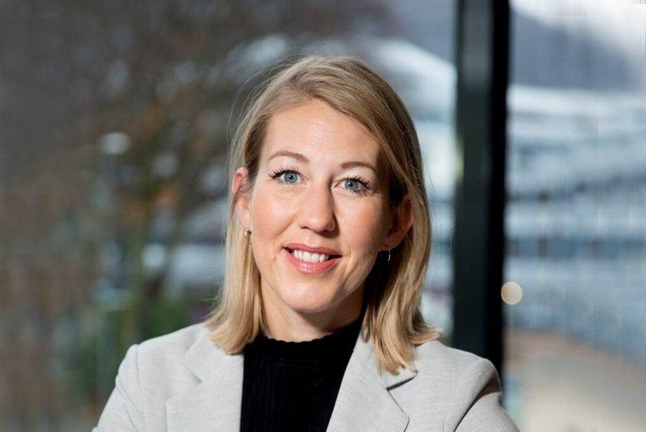 Tanja Hoel, administrerende direktør i NCE Seafood Innovation Cluster. Foto: NCE.