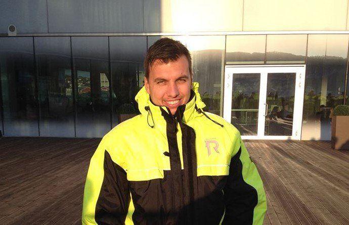 Lars Klungreseth i Sjømatbedriftene er arkitekten bak turen til Canada. Han håper å kunne gjøre norske oppdrettere bedre rustet mot fremtidige algeangrep. Foto: Therese Soltveit
