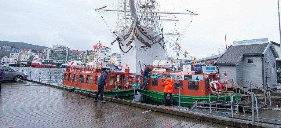 I Bergen har Beffen vært nesten like vanlig som regn Foto: Presttun Media, Remi Presttun.