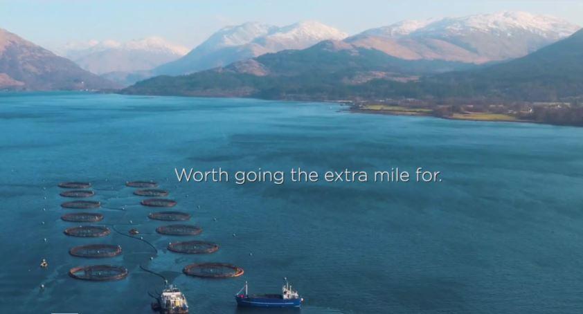 The SSPO video features Scottish highlights as blogger Mummy Jojo seemingly jogs from Edinburgh to the west coast. Photo: SSPO