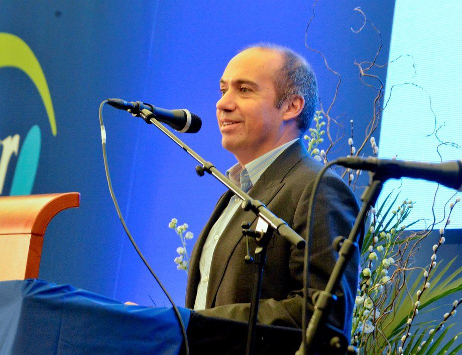 explicó Carlos Díaz, CEO del Grupo Biomar. Foto: Biomar.