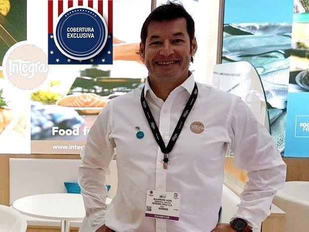 Alejandro Ugás, director comercial de Integra Chile. Imagen: Integra Chile.