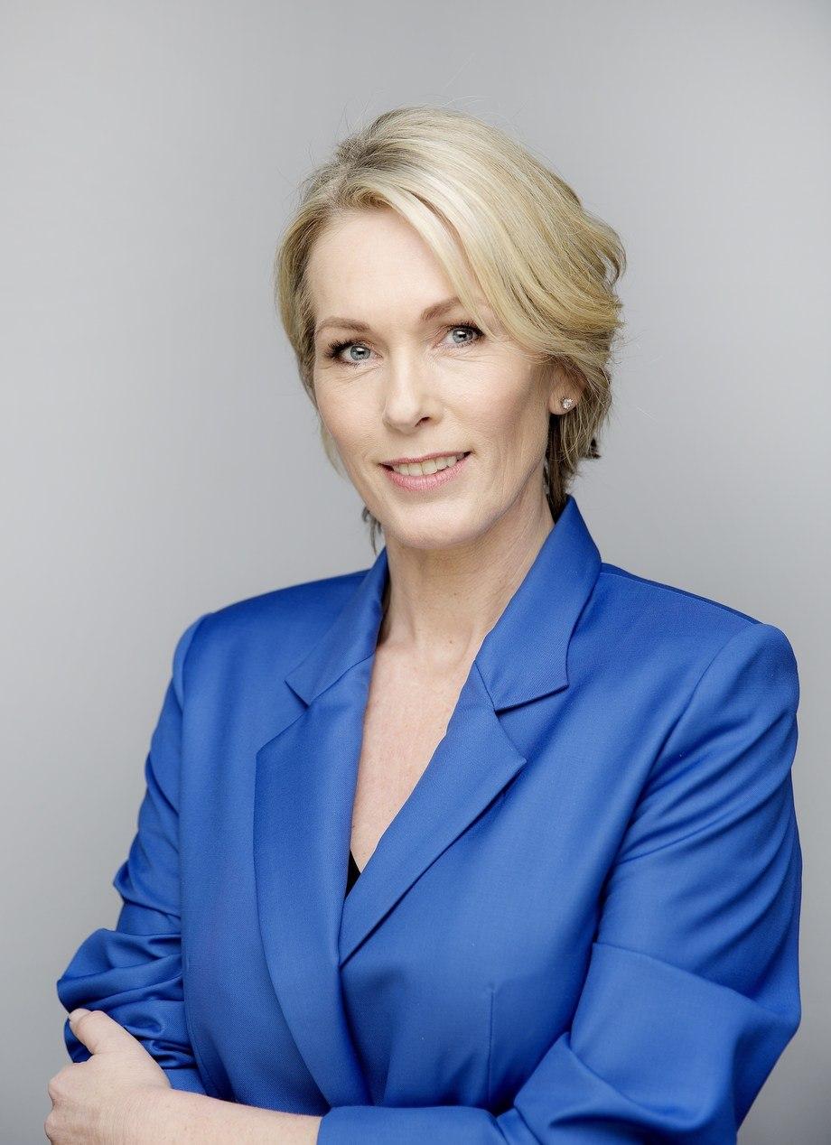 Administrerende direktør Anita Krohn Traaseth i Innovasjon Norge. Foto: Agnete Brun