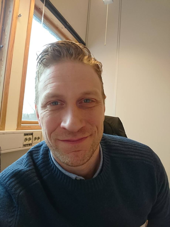 Jonas Bergman starter i MSD Animal Health. Foto: Privat.