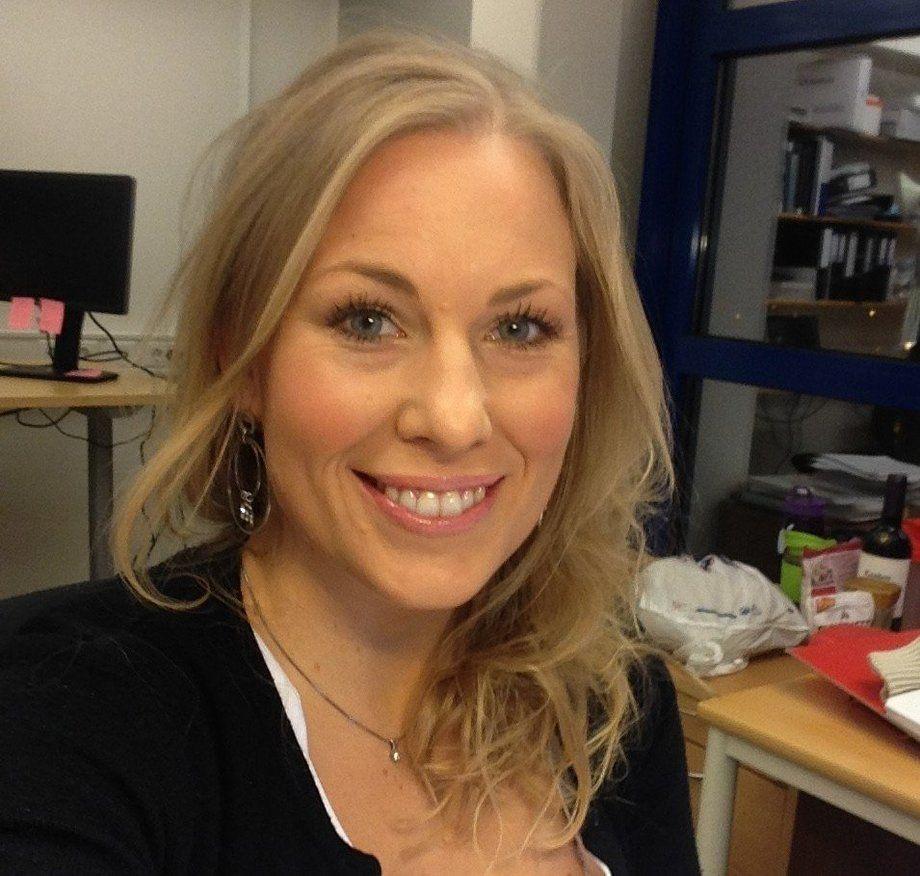 Liv Sandlund er ny teknisk forsker i Pharmaq Analytiq. Foto: Privat.