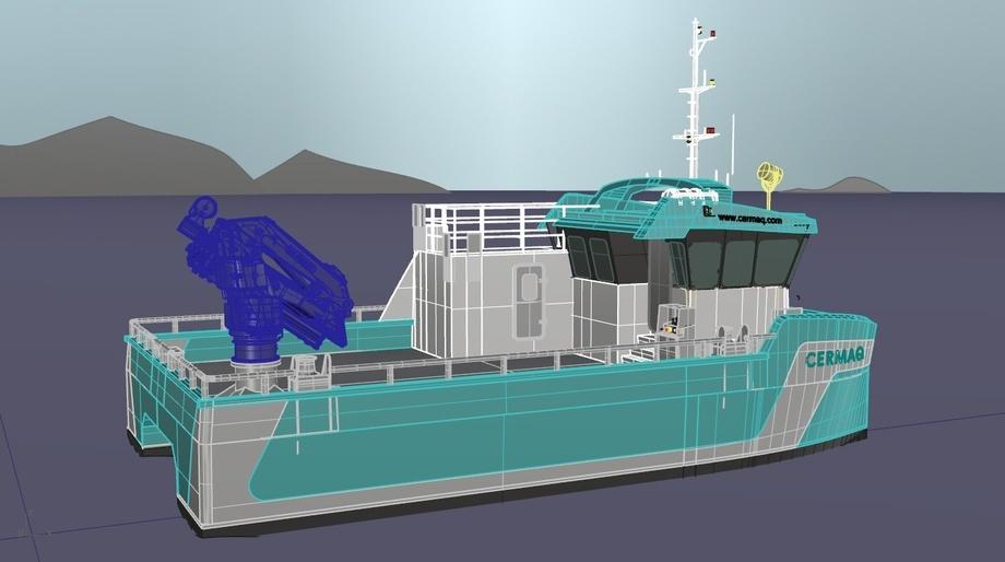 Slik blir de nye båtene som Grovfjord Mek. skal bygge