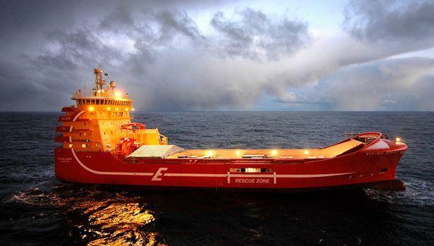 Eidesviks «Viking Avant» er tildelt treårig kontrakt med Equinor. Foto: Eidesvik Offshore