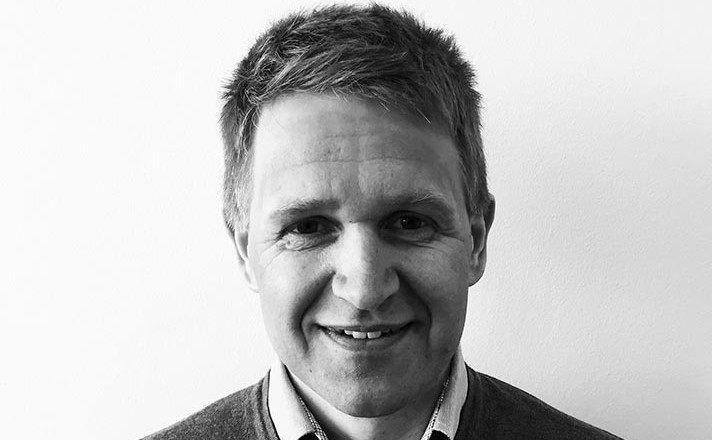 Olav-Andreas Ervik takes over as SalMar's new chief executive tomorrow. Photo: SalMar