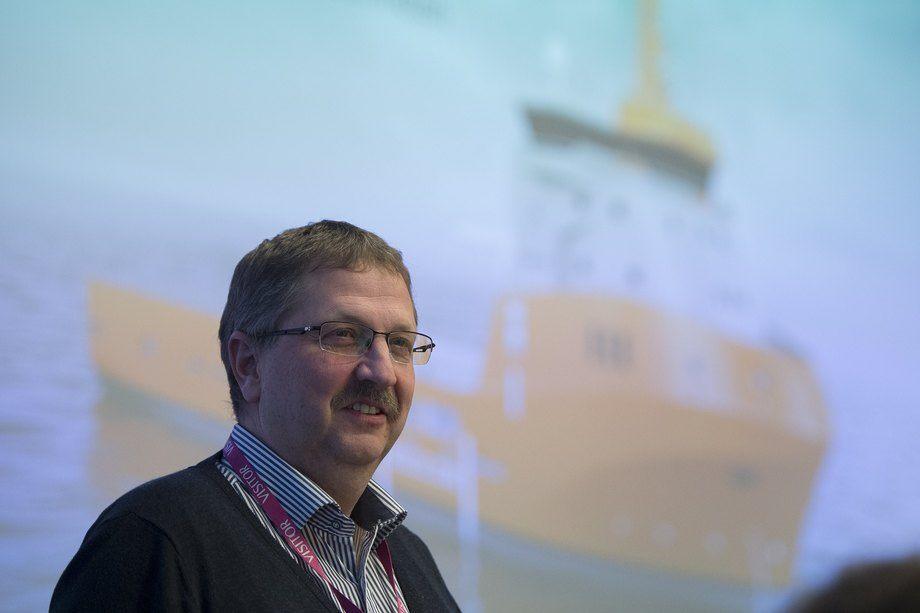 Ifølge prosjektlederen i NCE Maritime CleanTech, Pål G. Eide, er klyngeprosjektet igangsatt for at Norge skal oppnå målsettingene i Paris-avtalen. Foto: NCE Maritime CleanTech
