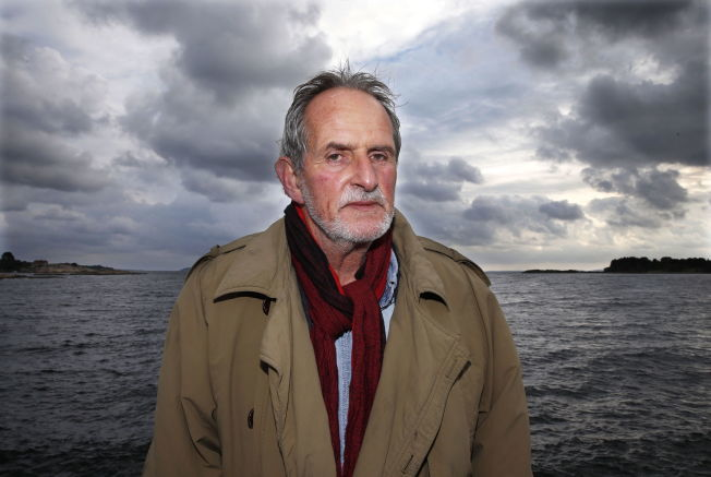 Jon Michelet. Foto: Trond Solberg, VG.