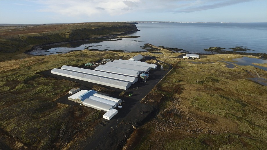 StofnFiskur's land-based production facility will supply Grieg NL with 22 million triploid eggs over a five-year period. Photo: StofnFiskur / Benchmark