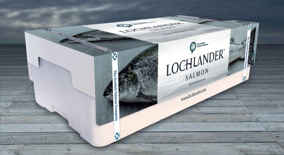 SSC launched its Lochlander salmon brand in the US during a quarter of record revenues. Photo: SSC