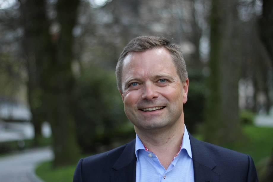 Harald Espedal er valgt til ny styreleder i Solstad Farstad. Foto: Lars Rasdal/Lyse