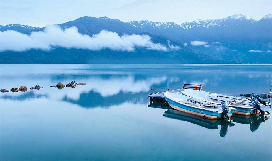 Lago Yelcho. Foto: VisitChile.