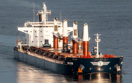 MS «Belstar» er et av skipene i flåten til Belship