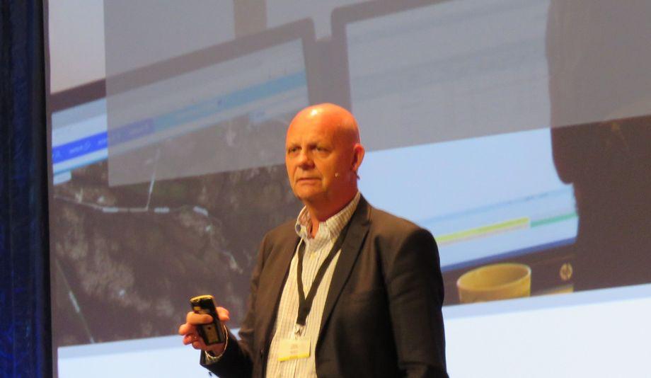 Viggo Halseth er sjef for Nutrco sin innovasjonssatsing. Foto: Francisco Soto