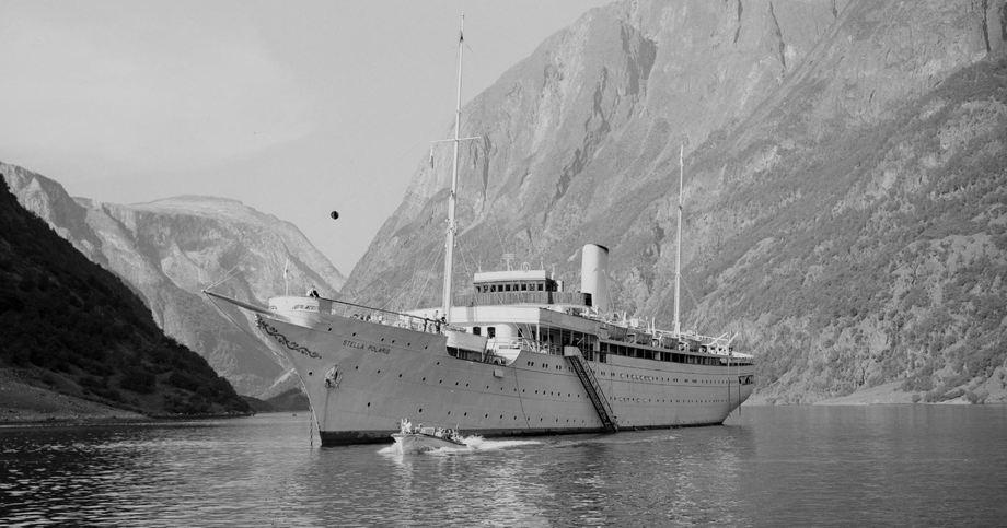 MY «Stella Polaris» er regnet som et av de vakreste cruiseskip noensinne