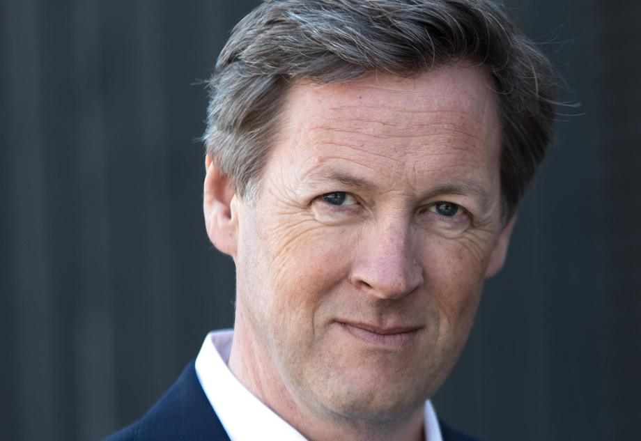 Petter Martin Johannessen will be the next director general of fishmeal suppliers organisation IFFO. Photo: IFFO
