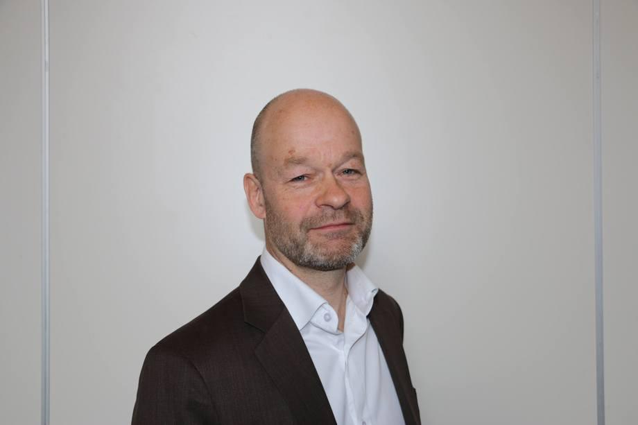 Tomas Tronstad er daglig leder i Hyon AS. Foto: Vibeke Blich