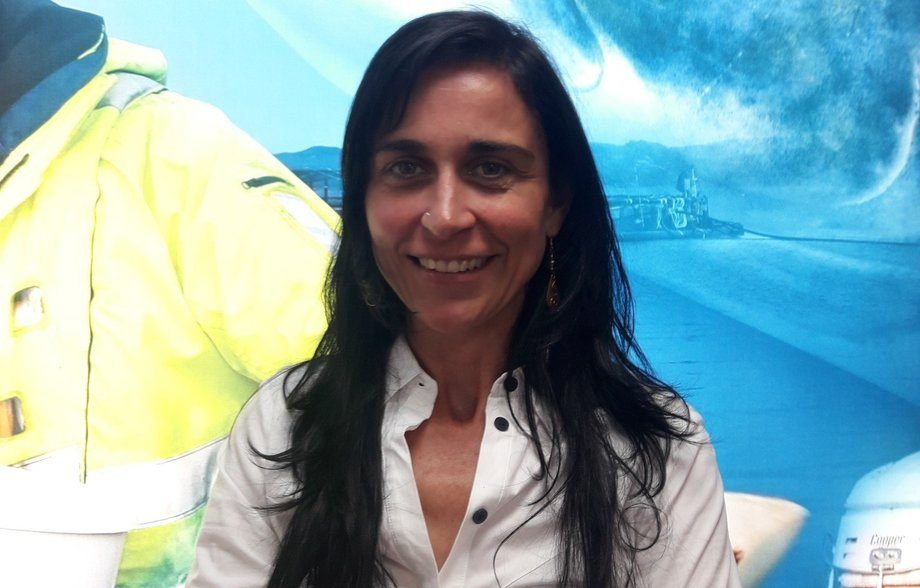 Teresa Garzon is joining PatoGen from Marine Harvest and will work out of a new office in Oban. Photo: PatoGen