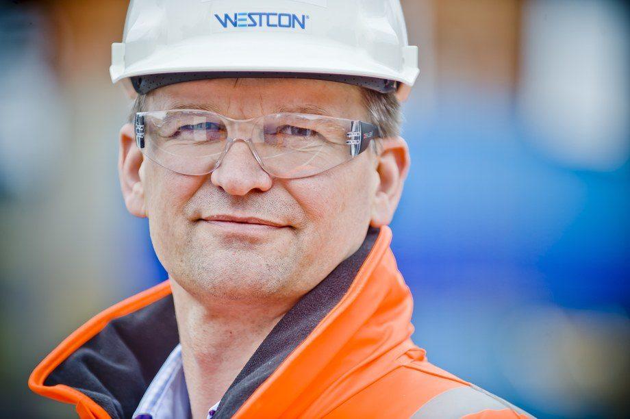 Arne Birkeland har vært konsernsjef i Westcon Group i fem år. Foto: Westcon Group