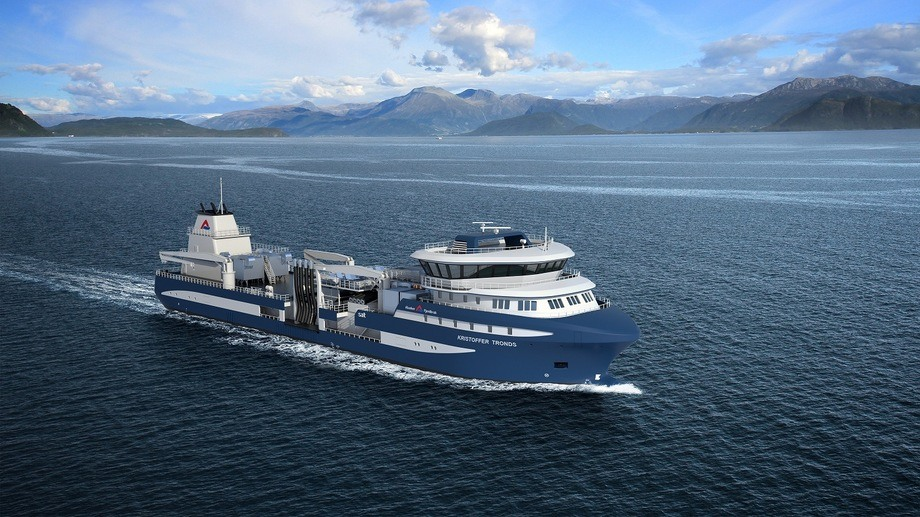 Bilde: Illustrasjon av Salt Ship Design.