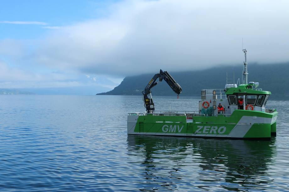 «Astrid Helene» er utleid til Trollvika Drift. Foto: Sigbjørn Larsen