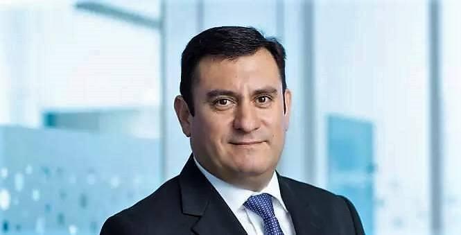 Fernando Villarroel, gerente general de Marine Harvest Chile.