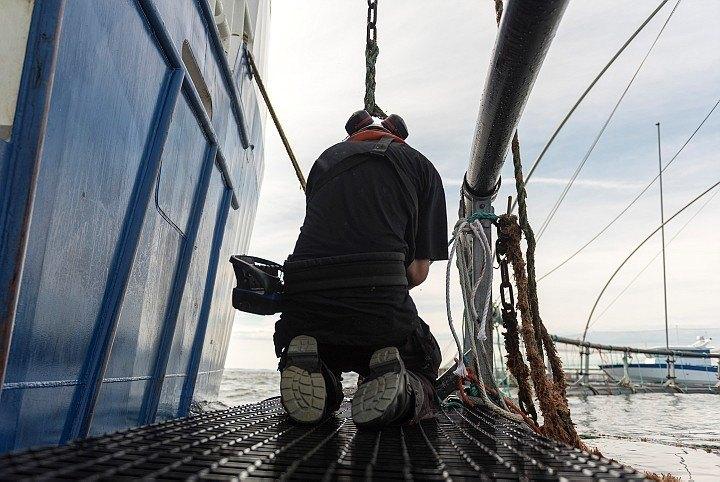 Sjøfartsdirektoratet opplyser om økning i ulykker der oppdrettsbåter er involvert. Foto: Sjøfartsdirektoratet.