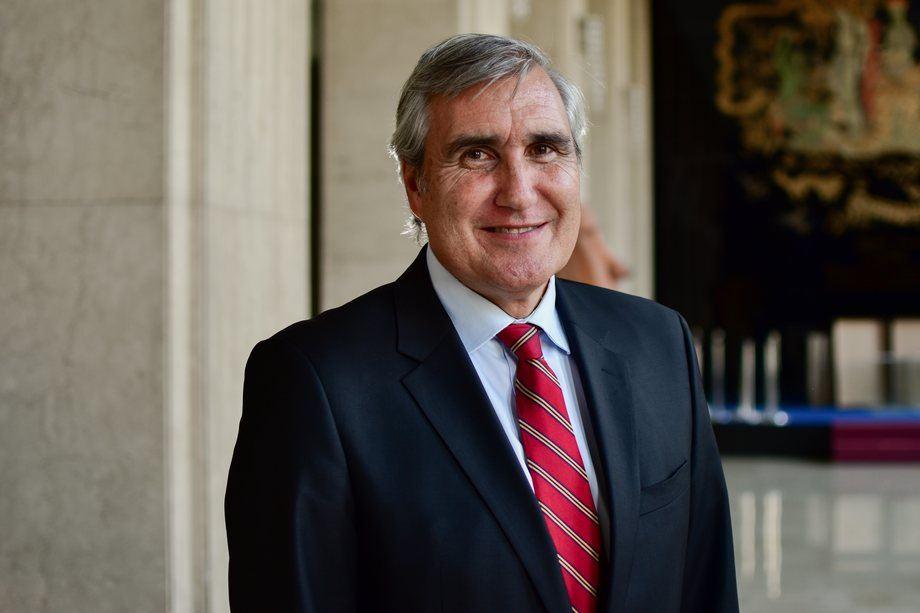 Jorge O'Ryan, director de ProChile. Foto: ProChile.