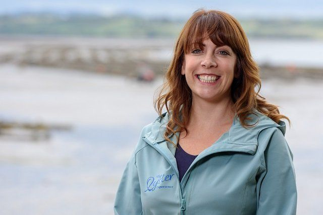 Aisling Kelly, owner and manager of the Sligo Oyster Experience. Photo: Peter Grogan, Emagine