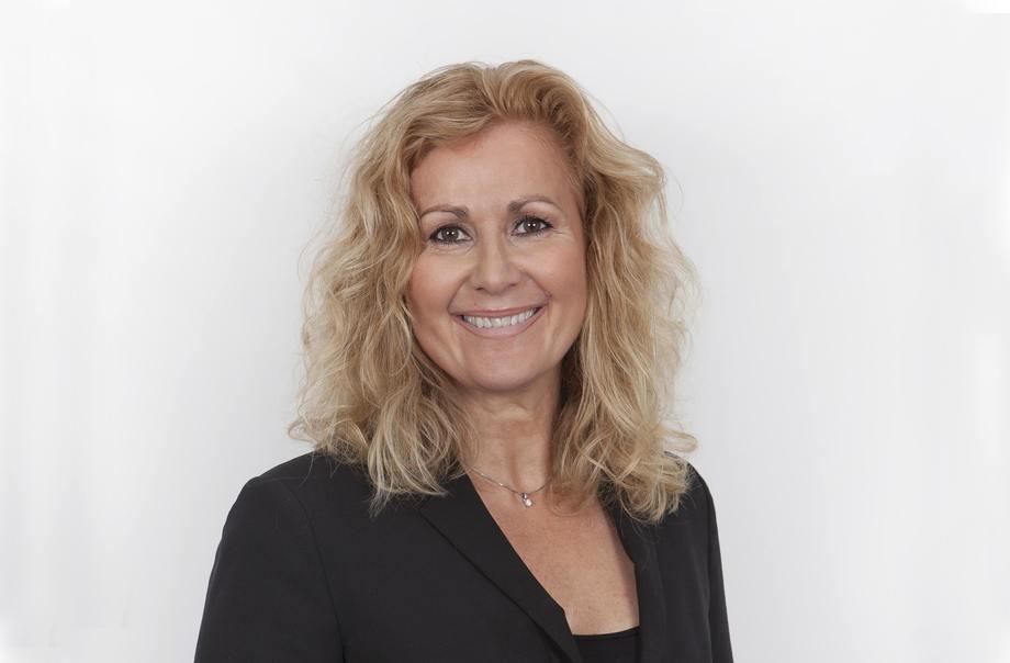 Karita Bekkemellem er administrerende direktør i Legemiddelindustrien (LMI). Foto: LMI/Anne Elisabeth Næss.