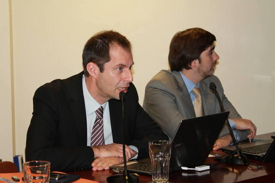 Francisco Agüero, abogado de Solvtrans Chile y experto en libre competencia.