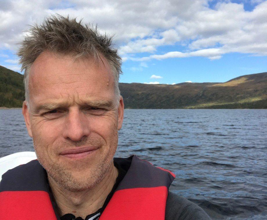 Daglig leder Martin Gausen i OxyVision sier til Kyst.no at de har planer om å utvikle utviklingskonseptet deres videre, selv om de fikk avslag av Fiskeridirektoratet. Foto: privat.