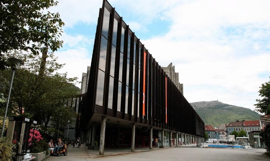 Grieghallen i Bergen Foto: Nina Aldin Thune