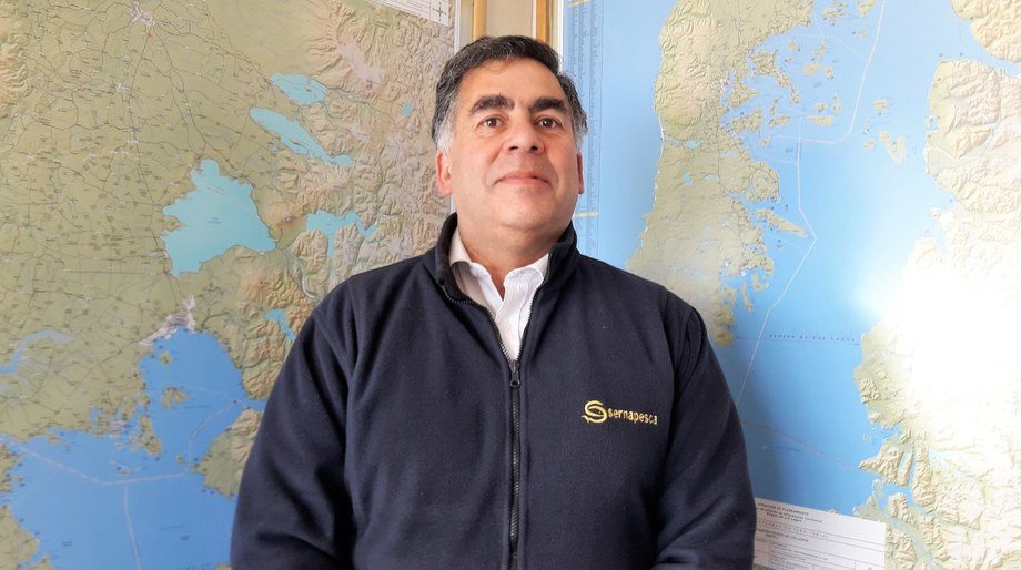 Eduardo Aguilera, regional director of Sernapesca, is not confident of Marine Harvest recapturing 10% of salmon. File photo: Salmonexpert