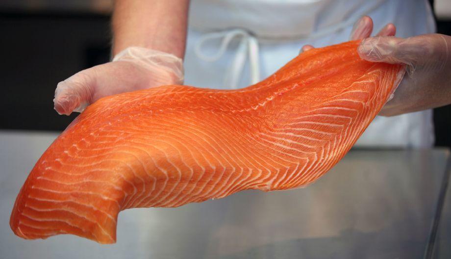 El Índice Salmón de Nasdaq es elaborado por Fish Pool. Imagen: Archivo Salmonexpert.