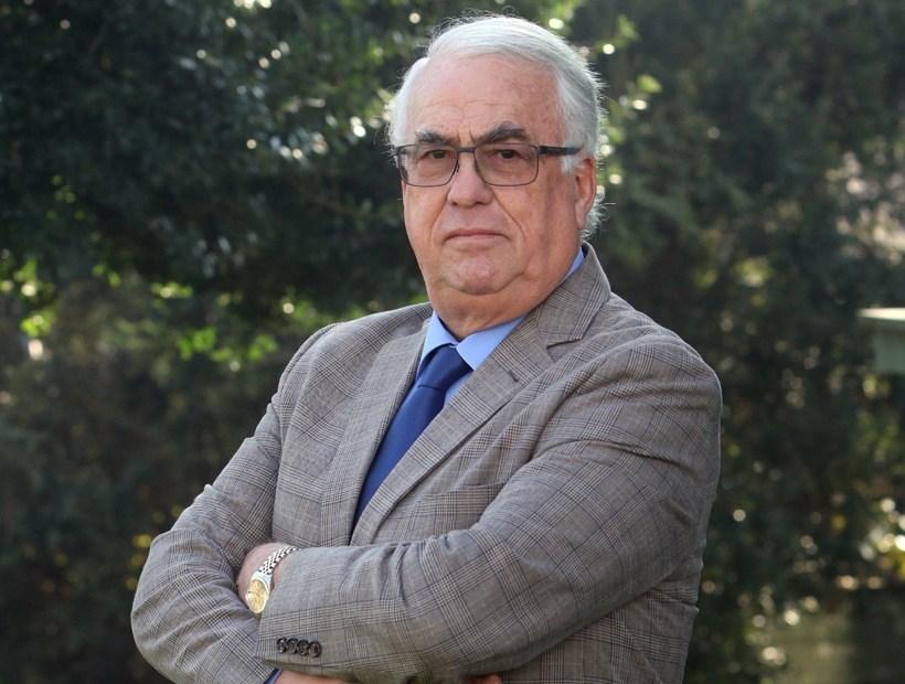 Harry Jurgensen, intendente de la región de Los Lagos.