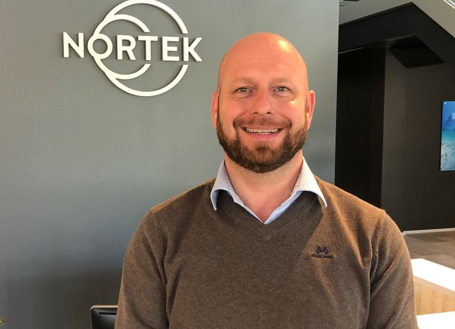 Norteks sin nye akvakultur satsing skal ha base i Bergen og Tor Espen Skoglund skal lede driften. Foto: Therese Soltveit/Kyst.no.