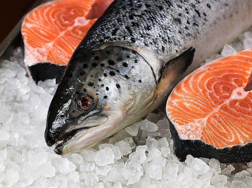 El precio de salmón noruego aumentó en la semana 14 de 2019. Foto: Archivo Salmonexpert.