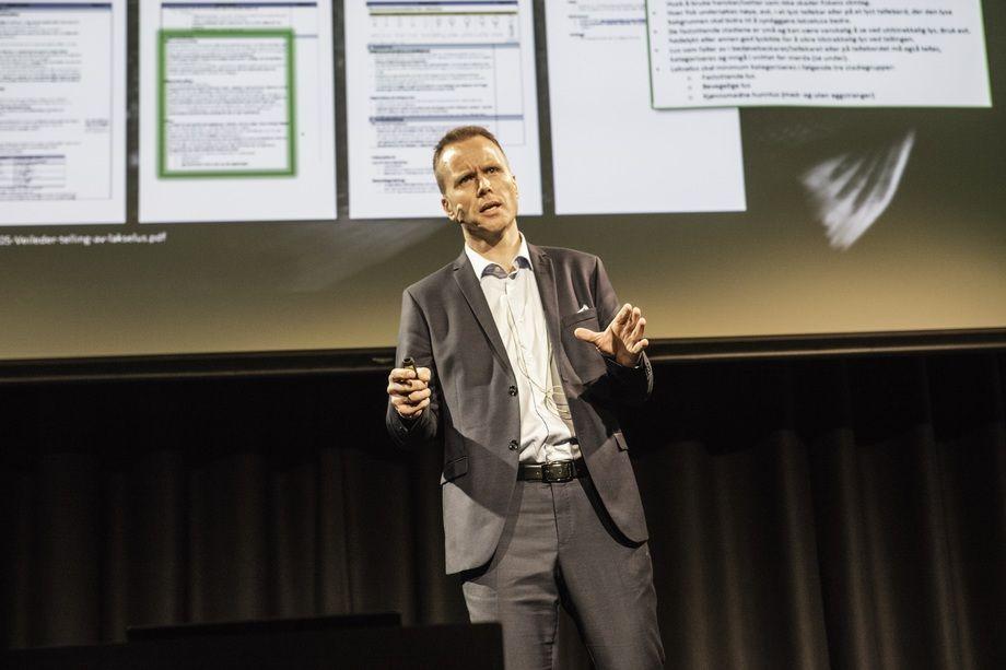 Espen Børrud, Stingrays sjef for programmering og utvikling
