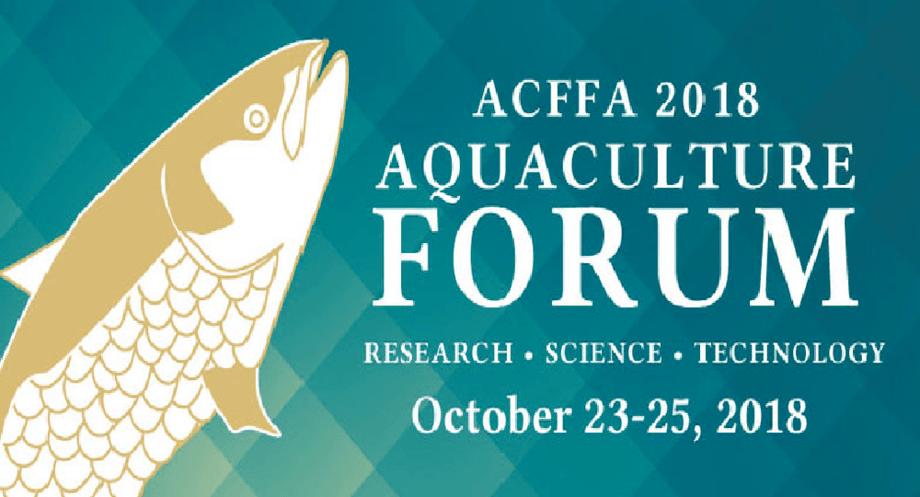 Image: Atlantic Canada Aquaculture Forum 2018. Source: Atlantic Canada Fish Farmers Association