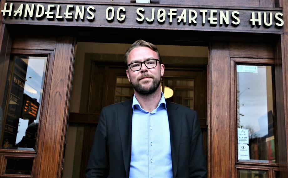 Harald Victor Hove forlater stillingen som leder av Maritime Bergen. Nå vil han bli byrådsleder i Norges nest største by