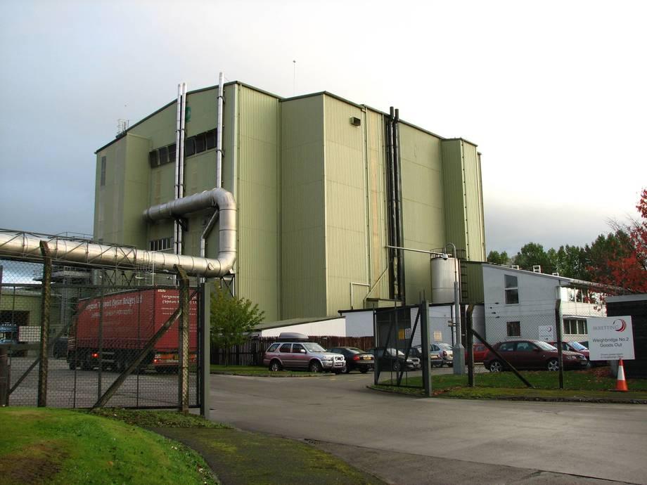 Skretting melder at de legger ned fôrfabrikk i Storbritannia grunnet overkapasitet. Foto: Skretting.
