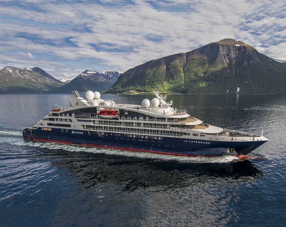 Vard fikk skryt under cruise-konferanse i New York, forteller Hermundsgård. Foto: Vard