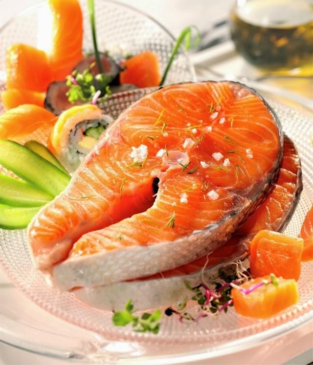 El valor del salmón de origen noruego alcanzó NOK 56,86/kg (US$ 6,79/kg, aproximadamente) durante la semana 44. Foto: Pixabay