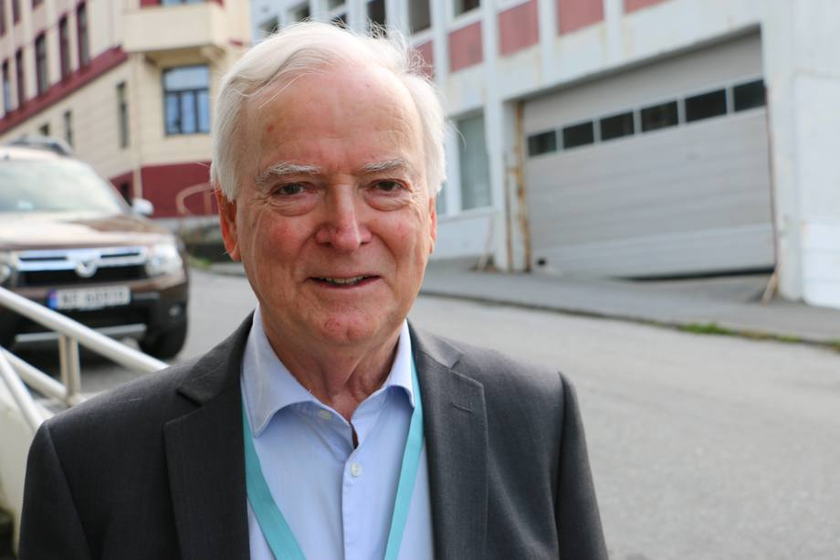 Per Sævik skal bygge nye kystruteskip i Spania og Tyrkia. Foto: Andrea Bærland