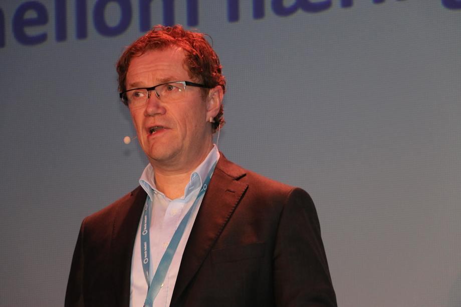 John Vigrestad, avdelingsdirektør i Forskningsrådet. Foto: Andrea Bærland