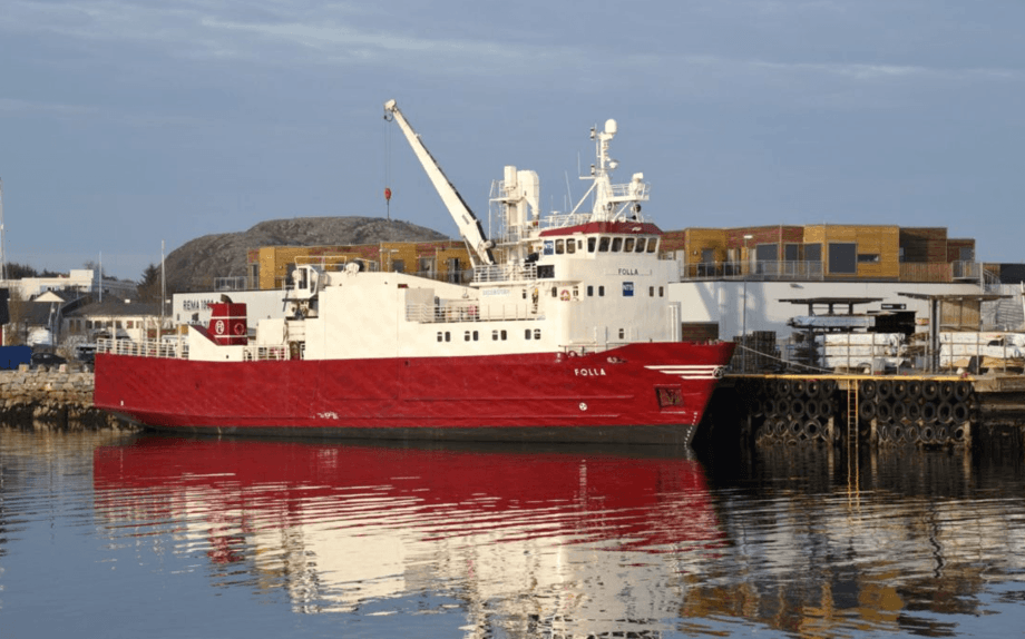 «MS FOLLA2». Foto: Norsk Fisketransport.